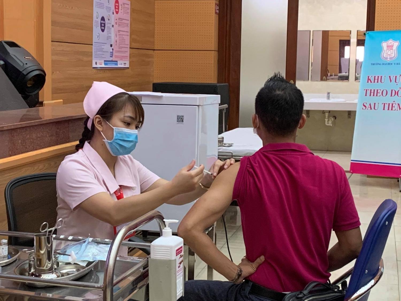 Dự kiến trong tháng 7, Việt Nam sẽ nhận được vaccine phòng COVID-19