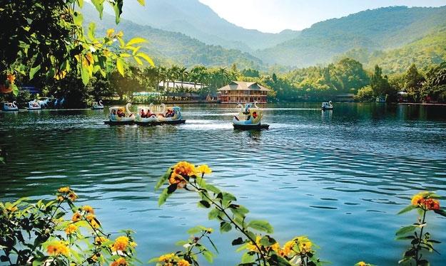Hà Nội: Triển khai quy hoạch trong Khu du lịch Quốc gia Ba Vì - Suối Hai
