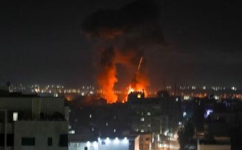 Vừa có thủ tướng mới, Israel nối lại không kích Dải Gaza