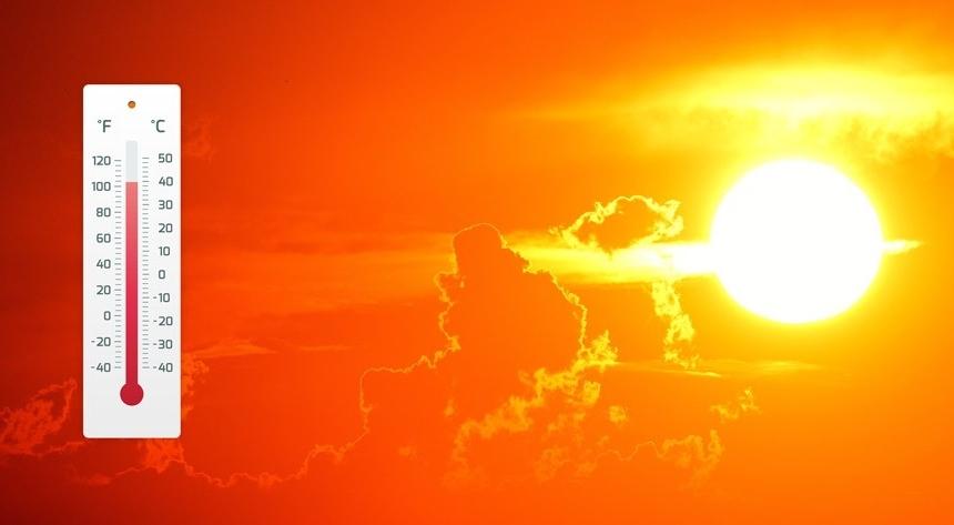 Thời tiết hôm nay 18/6/2021: Bắc Bộ và Trung Bộ nắng nóng đặc biệt gay gắt