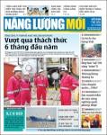 Đón đọc Báo Năng lượng Mới số 336, phát hành thứ Sáu ngày 4/7/2014