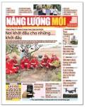 Đón đọc Báo Năng lượng Mới số 341, phát hành thứ Ba ngày 22/7/2014