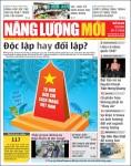 Đón đọc Báo Năng lượng Mới số 343, phát hành thứ Ba ngày 29/7/2014