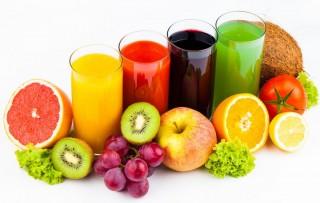 Công thức giải độc cơ thể từ nước và trái cây