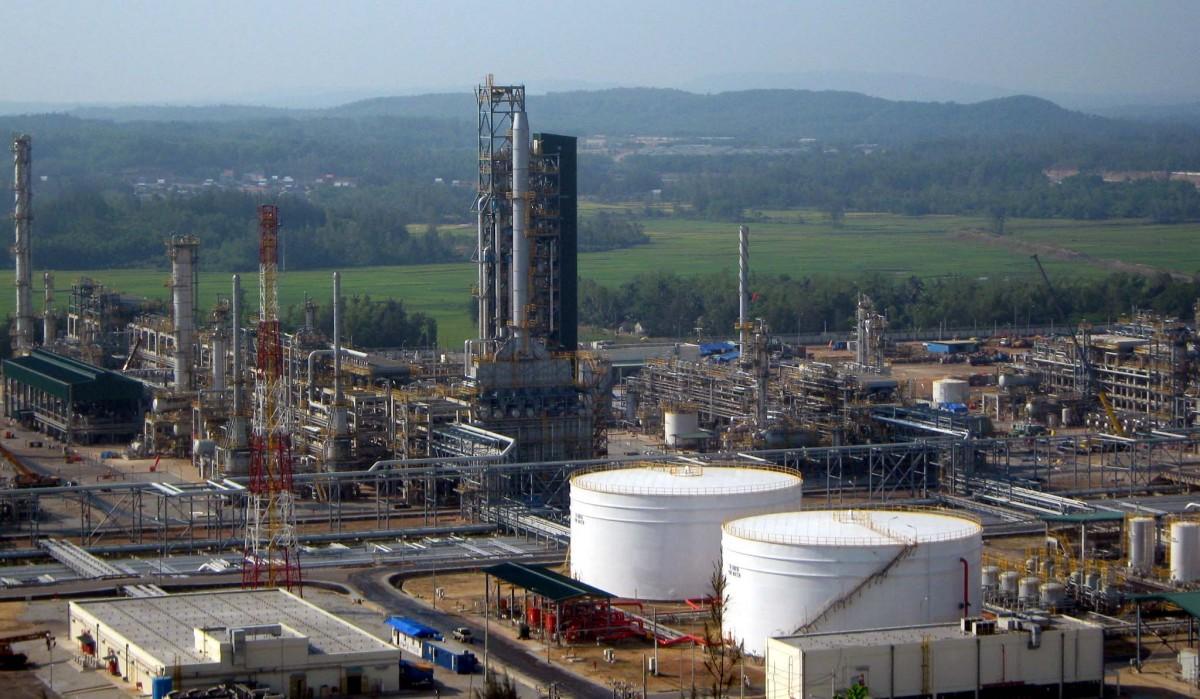 Những lập luận hồ đồ về Nhà máy Lọc dầu Dung Quất!