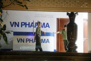 Khởi tố hai lãnh đạo Công ty Cổ phần VN Pharma