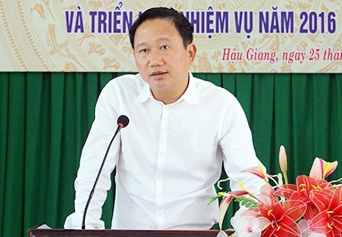 Không xác nhận tư cách ĐBQH của ông Trịnh Xuân Thanh