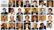 Thủ tướng đề nghị QH phê chuẩn việc bổ nhiệm thành viên Chính phủ