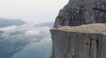 video kham pha fjord hiem tro o na uy