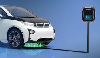 Công nghệ sạc không dây dành cho ô tô điện