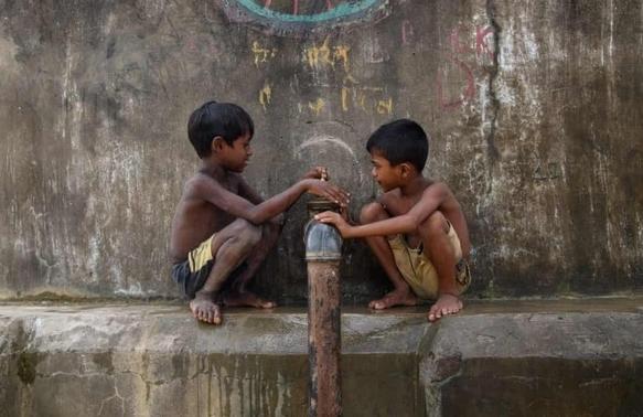 UNICEF: 1/3 trẻ em thế giới bị nhiễm độc chì