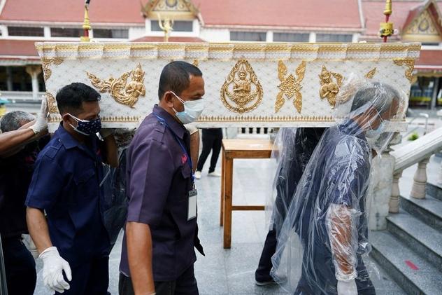 """Người chết vì Covid-19 cao chưa từng có, Thái Lan bên bờ vực """"vỡ trận"""""""