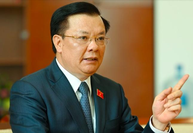 """Bí thư Thành ủy Hà Nội: Tận dụng tối đa """"thời điểm vàng"""" vì an toàn và sức khỏe người dân"""