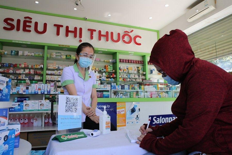 Hà Nội: Danh sách 74 điểm bán lẻ thuốc trong những ngày giãn cách xã hội
