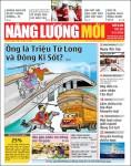 Đón đọc Báo Năng lượng Mới số 345, phát hành thứ Ba ngày 5/8/2014