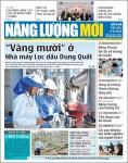 Đón đọc Báo Năng lượng Mới số 346, phát hành thứ Sáu ngày 8/8/2014