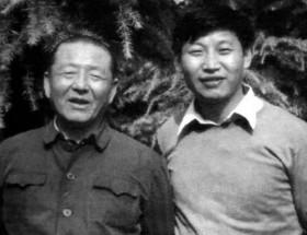 Chuyện về mộ bố ông Tập Cận Bình