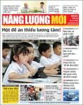 Đón đọc Báo Năng lượng Mới số 351, phát hành thứ Ba ngày 26/8/2014