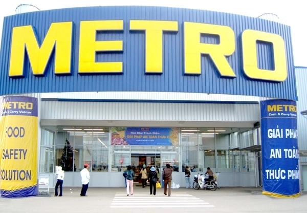 Ai chống lưng cho Metro?