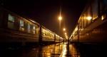 """""""Bóng ma"""" trên những chuyến tàu đêm"""