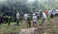 Thảm sát ở Yên Bái: Nghi phạm mang theo súng khi bỏ trốn