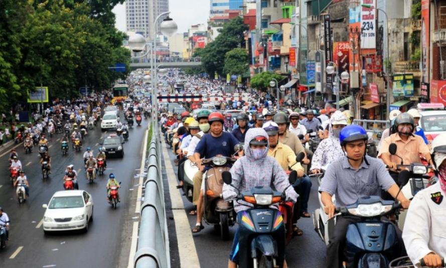 Hà Nội dừng thu phí bảo trì đường bộ với xe máy