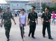 Giải cứu một cô gái bị lừa bán sang Trung Quốc