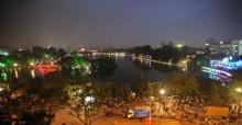 Từ 1/9, tổ chức phố đi bộ quanh hồ Hoàn Kiếm