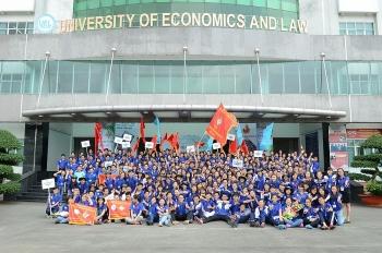 Điểm chuẩn của ĐH Kinh tế - Luật - Đại học Quốc gia TP HCM