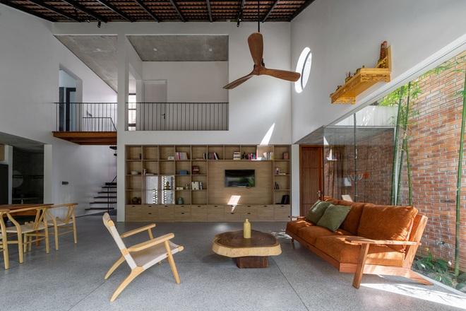 Ngôi nhà gần gũi thiên nhiên ở Hà Tĩnh được lên tạp chí kiến trúc nổi tiếng - 3