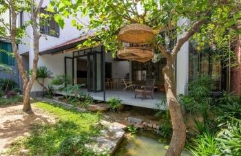 Ngôi nhà gần gũi thiên nhiên ở Hà Tĩnh được lên tạp chí kiến trúc nổi tiếng