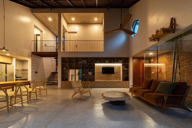 Ngôi nhà gần gũi thiên nhiên ở Hà Tĩnh được lên tạp chí kiến trúc nổi tiếng - 12