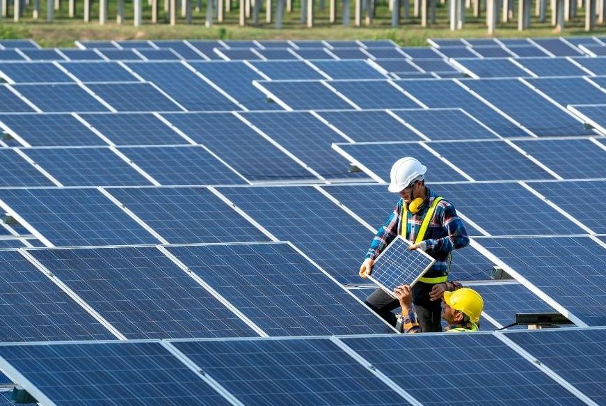Tin nhanh năng lượng ngày 5/8: Điện mặt trời ngày càng phát triển