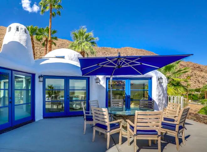 Chiêm ngưỡng căn nhà triệu USD mang phong cách Santorini - 4