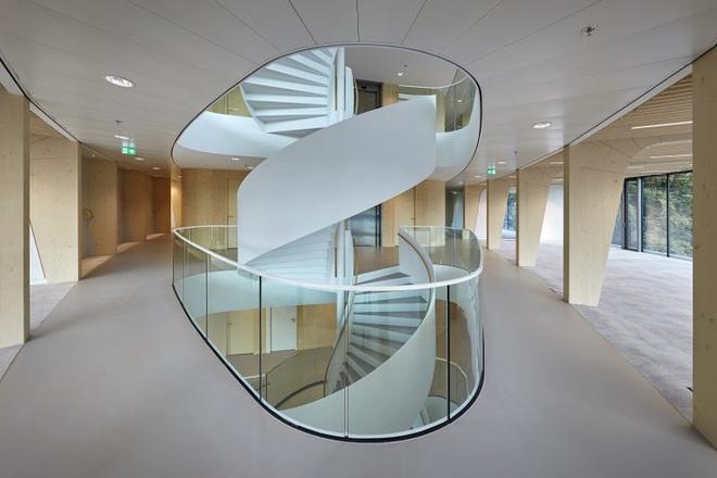 Ấn tượng văn phòng thân thiện với môi trường, có thể tháo rời tái sử dụng - 6