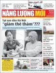 Đón đọc Báo Năng lượng Mới số 355, phát hành thứ Ba ngày 9/9/2014