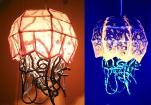 Mẫu đèn độc đáo cho căn phòng thêm ấn tượng