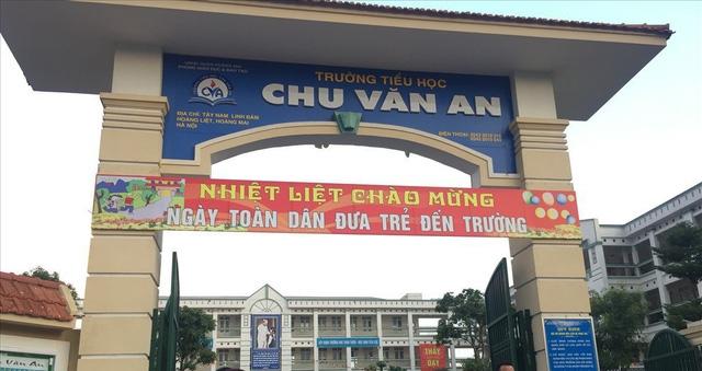 bi phu huynh phan ung truong qua tai nhat thu do lan 3 doi lich hoc