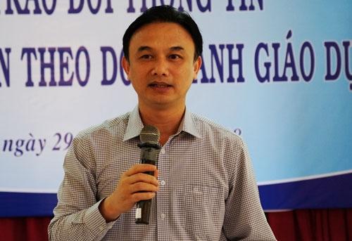 chuong trinh mon hoc moi duoc ban hanh vao thang 10