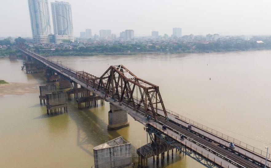 Cầu Long Biên - chứng nhân lịch sử của Thủ đô Hà Nội