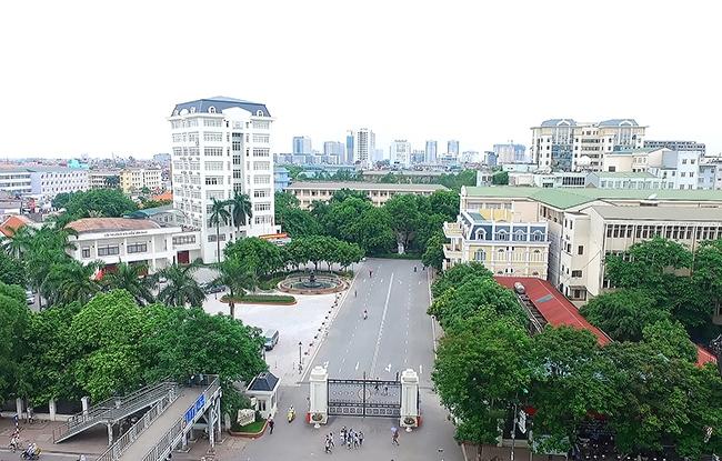 5 trường đại học Việt Nam vào bảng xếp hạng đại học danh tiếng thế giới