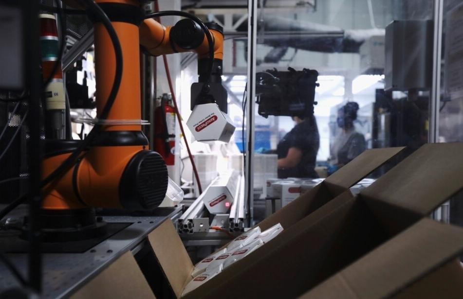 """Mỹ: Dịch vụ cho thuê robot """"nở rộ"""""""
