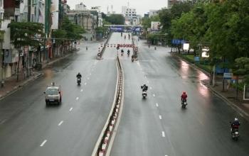 Cả 3 miền nhiều nơi mưa lớn vào chiều tối và đêm