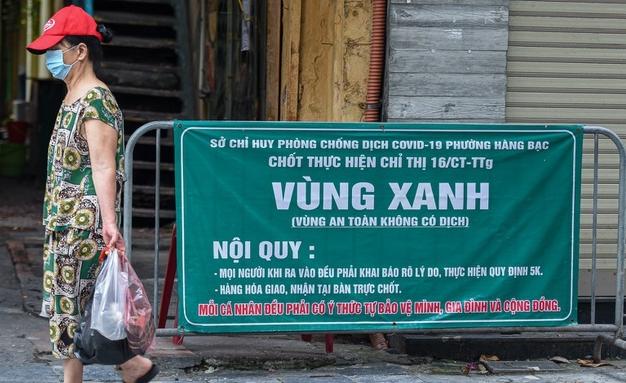 """Chuyên gia hiến kế xây dựng lộ trình """"nới lỏng giãn cách"""" tại Hà Nội"""