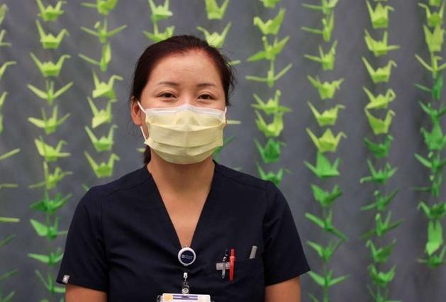 Nữ điều dưỡng gốc Việt ở Mỹ: Đại dịch đã làm tôi thay đổi