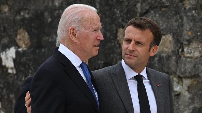 Bị chỉ trích đâm sau lưng đồng minh, Mỹ lên tiếng xoa dịu Pháp - 1
