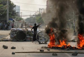 Liên Hợp Quốc cảnh báo nguy cơ nội chiến ở Myanmar