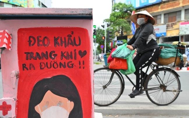 """Không ghi nhận F0 mới, dịch tại Hà Nội có dấu hiệu """"hạ nhiệt"""" đáng kể"""