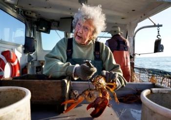 Người đánh bắt tôm hùm già nhất ở vịnh Maine vẫn chưa muốn nghỉ hưu
