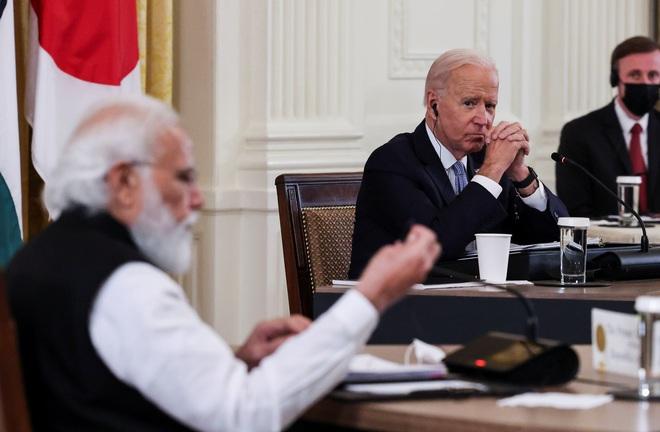Bộ Tứ họp tại Nhà Trắng, cam kết hợp tác nhiều vấn đề quan trọng - 2
